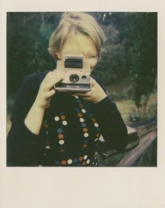 Kat Polaroid