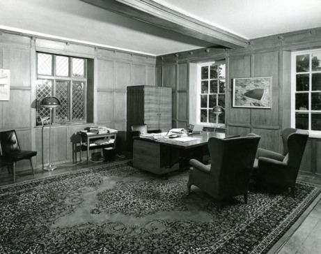 Grandpa's Office 1972